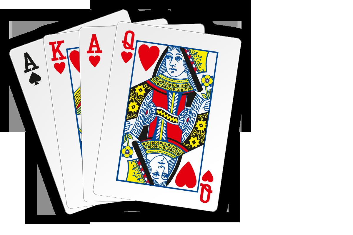 Hearts Karten Spielen