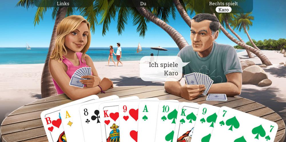 Kostenlos Spielen Skat Ohne Anmeldung